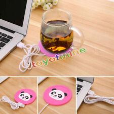 5V USB Silicone Heat Warmer Heater Milk Tea Coffee Mug Hot Drinks Beverage Cup