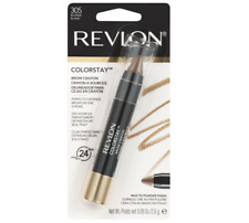 Revlon Colorstay Brow Crayon, # 305 Blonde color stay eye eyebrow new