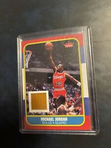 michael jordan floor card