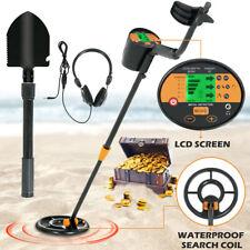 Deep Ground Sensitive Waterproof Metal Detector Md3060 Gold Finder Lcd Display