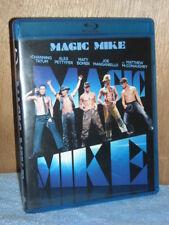 Magic Mike (Blu-ray, 2012) Channing Tatum Alex Pettyfer Olivia Munn