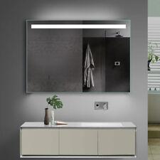 Wand Badezimmerspiegel LED Beleuchtung in Warm/Kaltweiß mit Steckdose TSL100-70