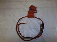 In Line 12v Automotive Fuse Holder/Block tron heb-bb/bk/aa