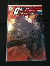 Joecon 2018 GIJOE A Real American Hero Comic Book Issue #1 Variant Cover Le500