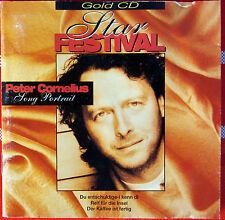 CD / PETER CORNELIUS / GOLD TOP RARITÄT / AUSTRIA /