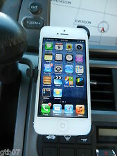 iPhone 5 Car Air Vent Mount Holder Cradle Stationary Stand I-phone 5