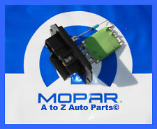 Dodge Caravan / Chrysler Town & Country  Heater / AC Blower Motor Resistor,Mopar