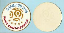 PATCH OFFICIEL PSG - PARIS SAINT-GERMAIN CHAMPION 2015
