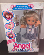 Angel Face Poseable Doll With Feelings You Can See By Berenguer Stock #2262