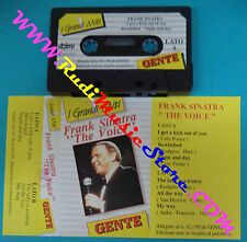 MC FRANK SINATRA THE VOICE GRANDI MITI 1 PROMO GENTE 42/90 1990(4*)cd lp dvd vhs