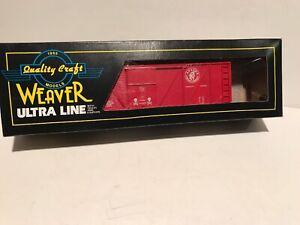 Weaver Ultra Line Apache Powder Company Outside Brace Boxcar