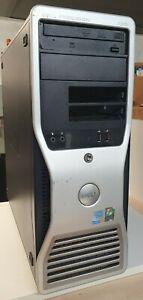 Dell Précision 380 Workstation PENTIUM 4 3.00GHZ/2GB DDR2/GEFORCE 6200 WINDOWS 7