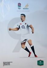 England V Australia Programme 2016 Brand New Old Mutual Wealth Series 3rd Dec