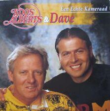 KOOS ALBERTS & DAVE - EEN ECHTE KAMERAAD - CD-SINGLE
