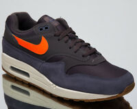 Nike Air Max 1 Men's Lifestyle Shoes Thunder Grey 2018 New Sneakers AH8145-010
