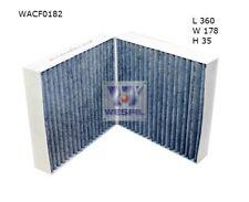 WESFIL CABIN FILTER FOR Benz SLK350 3.5L/SLK55 AMG 5.5L 2004-06/11 WACF0182