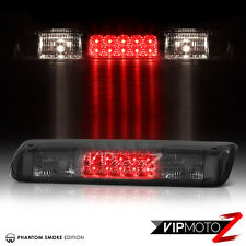 2004-2008 Ford F150 Smoke LED Rear 3RD Third Brake Tail Lights Cargo Cab Lamps