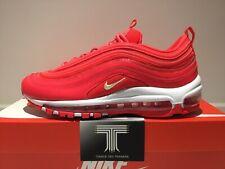 Nike Air Max 97 SE ~ CI9091 600 ~ Red Orbit ~ Uk Size 5.5 ~ Euro 39