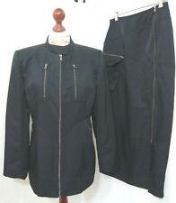 Damen-Anzüge & -Kombinationen aus Polyester mit Jacket/Blazer für Business und Wadenlang
