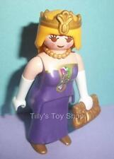 Playmobil-Maison de poupées victorienne / PALAIS-PRINCESSE LADY & crown / tiara. nouveau