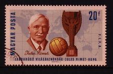 Ungarn MiNr 2242A Fußballweltmeisterschaft England 1966 -Jules Rimet-Sport-Pokal