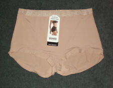 BONDS: Size: 12. Invisi Tails Sleek Silky Smooth NUDE Microfibre Full Under Pant