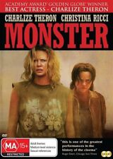 Monster (DVD, 2015)