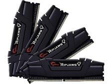 G.SKILL Ripjaws V Series 32GB (4 x 8GB) 288-Pin DDR4 SDRAM DDR4 3600 (PC4 28800)