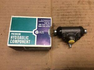 NEW ARI 84-66000 Drum Brake Wheel Cylinder Rear - Fits 68-79 Fiat