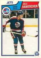 1983-84 O-Pee-Chee Dale Hawerchuk #385