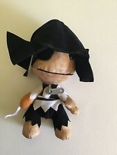 "LBP Little Big Planet Sackboy Plush Stuffed Doll Pirate Toy  9"""