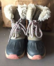 Carter's Girls Snow Boots-size 9