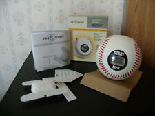 PRESIDIAN RADAR PITCH BASEBALL, MANUAL, DISTANCE MEASURING STRING NEW