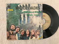 "MOCEDADES SINGLE 7"" VINILO TOMAME O DEJAME Y NOBODY KNOWS NOVOLA"