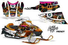 Arctic Cat Firecat Sabercat F5,F6,F7 Graphics Kit Snowmobile Sled Wrap FRENZY O