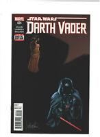 Darth Vader #24 VF/NM 9.0 Marvel Comics 2016 Star Wars Padme & Obi-Wan app.