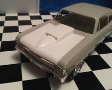 LEX'S SCALE MODELING Resin Stinger Hood for '72* & 69 Nova NEW AMT*/Revell  1/25