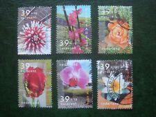 serie  zomerzegels floriade  2002  gebruikt