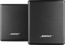Bose Surround Speakers - 2 Colors (Black , White) Works with Soundbar 500 or 700