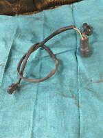 08-10 BUELL 1125R OEM RADIATOR FAN WIRING HARNESS LOOM ELECTRICAL WIRE