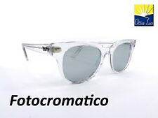 RAY BAN METEOR 2168 912I5 FOTOCROMATICO BLU9121 I5 Sunglasses Sole Sonnenbrille