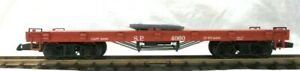 LGB 4060 S.P. FLAT CAR W/ STAKES     NEW