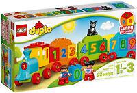 10847 Lego DUPLO Mod.Il Zug der Zahlen