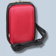 Hardcase Fototasche Panasonic Lumix DMC-TZ81 TZ71 TZ61 Tasche rot ybxlr