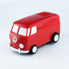 RECORD RUNNER  cherry Red Portable Record Player Volkswagen STOKYO SOUNDWAGON