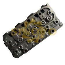 Cylinder Head W/ Valves Springs for Kubota D1105 D1105-E2B D1105-E3B D1105-E4B