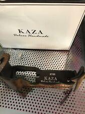 hand made half case fuji xt20 leather new kaza deluxe original box
