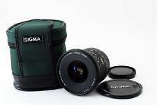 【N MINT!!】 Sigma EX Aspherical HSM 17-35mm f/ 2.8-4 Lens for Sony A Minolta A274
