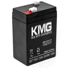 6V 4Ah F1 / F2 Sealed Lead Acid Battery For Dual Lite 262 2678 3901 3921