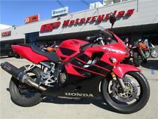 2001 Honda CBR 600Fi